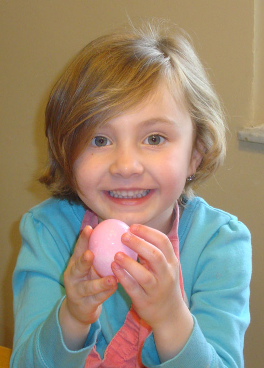 Another Pink Egg