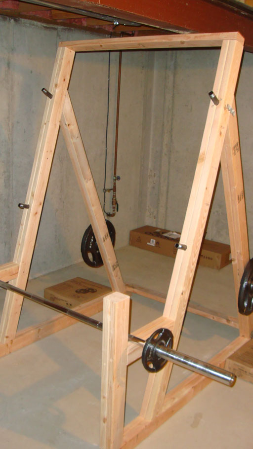 squat rack power squat rack plans homemade squat rack plans